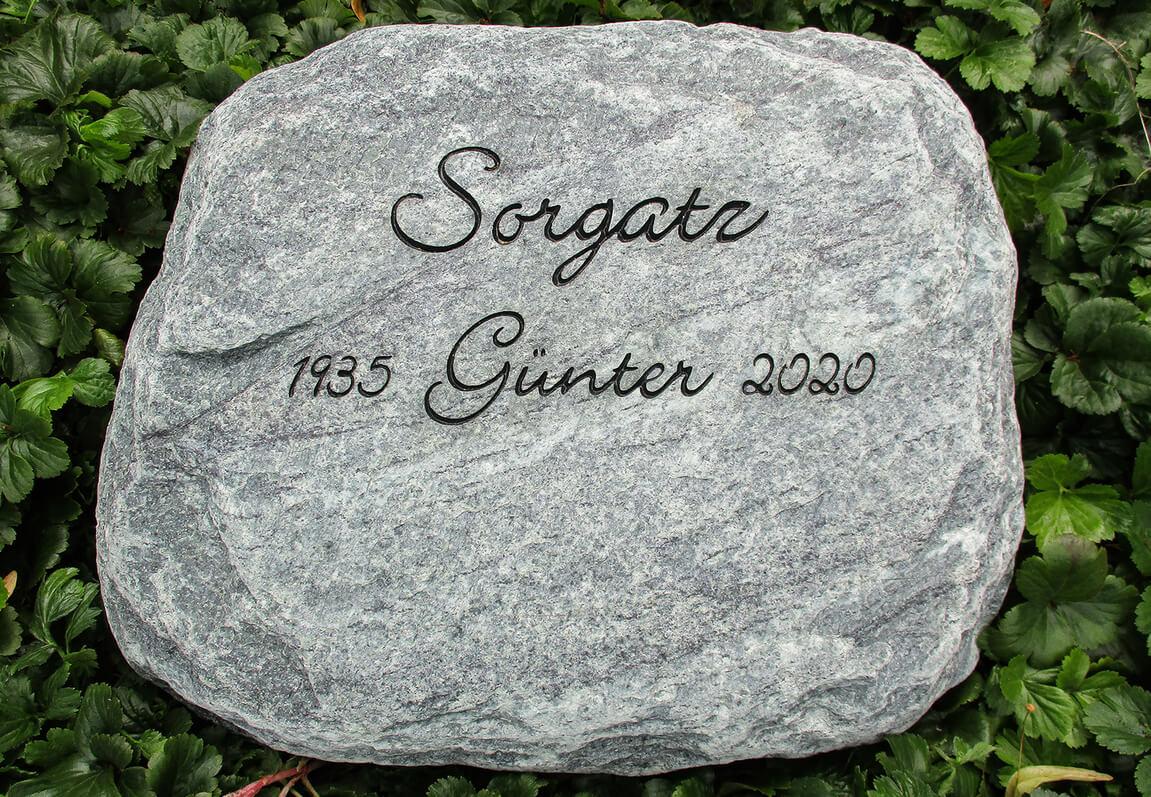 Findling 4 Granit